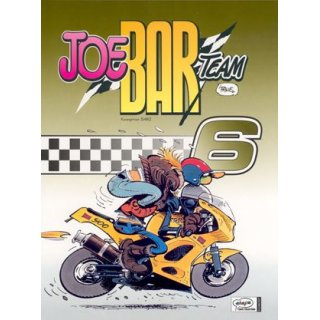 Joe Bar Band 6
