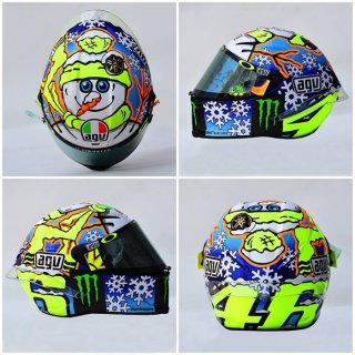 Helm Rossi 2016 Test Sepang